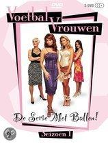 Voetbal Vrouwen - Seizoen 1 (3DVD)