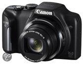 Canon PowerShot SX170 - Zwart