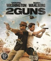Cover van de film '2 Guns'