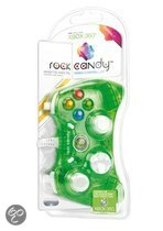 Rock Candy Wired Controller Groen X-Box360