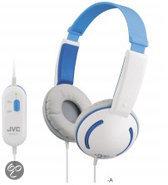 JVC HA-KD10 - Hoofdtelefoon voor kinderen - Blauw