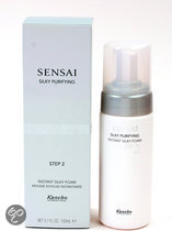 Kanebo Sensai Silky Purifying Instant Foam - 150 ml - Reinigingsmousse
