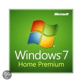 Windows 7 Home Premium | Service Pack 1 | 32 bits | OEM | DVD | Nederlands