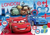 Clementoni Puzzel cars 2 104 stukjes - london