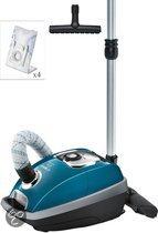 Bosch Petrol In'genius BGL8407 - Stofzuiger - Blauw