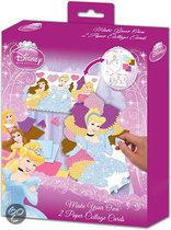Maak Je Eigen Disney Princess Papiercollage
