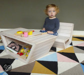 Planet Little Kids Table designed by Dave Keune