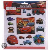 Disney Cars 3d stickers