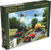 Falcon Wartime Summer - Legpuzzel