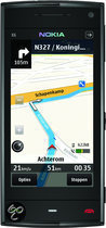Nokia X6 (16GB) - Zwart