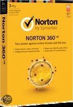 Norton 360 v6 3PC