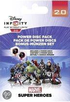 Disney Infinity 2.0 - Marvel Power Disc Pack (Wii U + PS4 + PS3 + XboxOne + Xbox360)