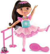 Dora Dans en Schitter Ballet