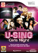 U-Sing - Girls Night + 1 Microfoon