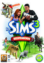 De Sims 3 + Uitbreiding Beestenbende Voordeelbundel