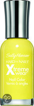 Sally Hansen Hard as Nails - 360 Mellow Yellow - Nailpolish
