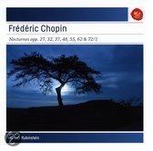 Chopin: Nocturnes Op. 27, 32, 37, 48, 55, 62 & 72