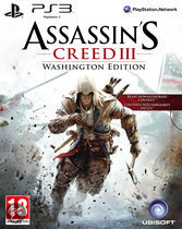 Assassins Creed III - Washington Edition