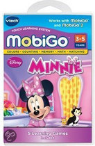 VTech MobiGo Game - Minnie Mouse