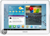 Samsung Galaxy Tab 2 10.1 (P5100) - WiFi en 3G / 16GB - Wit
