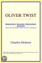 Oliver Twist (Webster's Spanish Thesaurus Edition)