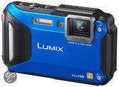 Panasonic Lumix DMC-FT5 - Blauw