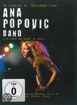 Ana Popovic Band - An Evening At Trasimeno Lake