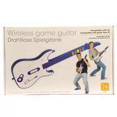 Game gitaar draadloos geschikt voor Wii