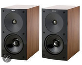 Jamo S604 - Boekenplankspeakers - 2 stuks - Dark Apple Bruin
