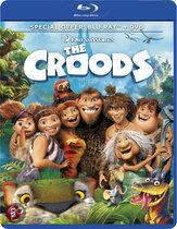 Cover van de film 'Croods'