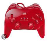 Foto van Nintendo Classic Controller Rood Wii