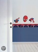 Graham & Brown - Spiderman Foam Elementen 3 stuks