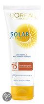 L'Oréal Paris Solar Expertise Anti-rimpel & Anti-pigmentvlekken Gezicht - SPF 15 - 75 ml - Zonnebrandcrème