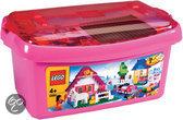 LEGO Basic Grote roze stenendoos - 5560