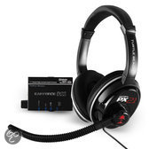 Foto van Turtle Beach Ear Force DPX21 5.1/7.1 Surround Gaming Headset Zwart PS3 + Xbox 360 + PC + Mac