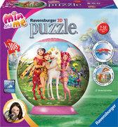 Mia & Me - Puzzelbal - 108 Stukjes
