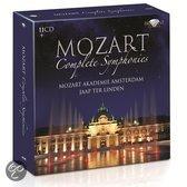 Mozart - Symfonieën (compleet) (11CD)