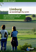 ANWB Wandelgids Limburg
