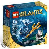 LEGO Atlantis Manta strijder - 8073