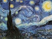 Schilderen op nummer Starry Night