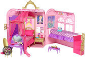 Barbie Prinses Slaapkamer Speelset