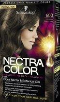Schwarzkopf Nectra Color 600 Lichtbruin - Haarkleuring