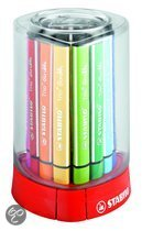 STABILO Trio Scribbi Viltstift box - met 12 kleuren