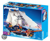 Playmobil Piratenschip - 5810