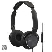 JVC HA-SR500-B - On-ear Koptelefoon - Zwart