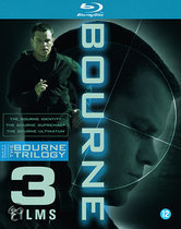 Bourne Trilogy (Blu-ray)