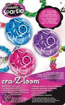 Cra-Z-loom Ultimate Refill - Loom Elastiekjes - Roze/Groen/Blauw