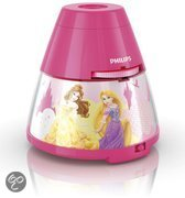 Philips Disney - Nachtlampje/Projector - Princess - LED