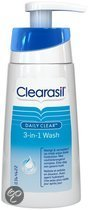 Clearasil 3in1 Wash