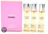 Chanel Chance for Women - 3 delig - Geschenkset